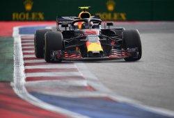 Verstappen bajó su ritmo para salvar el motor en las últimas vueltas