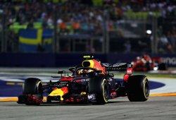 """Verstappen se alegra de la sanción a Grosjean: """"Estaba haciendo el tonto"""""""
