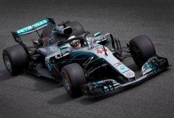 Hamilton deja sin fiesta a Räikkönen en Monza