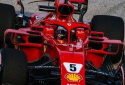 Vettel, al frente en los primeros libres en Sochi