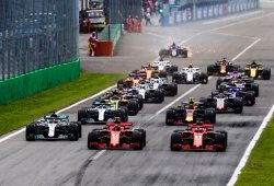 """Vettel culpa a Hamilton por el accidente: """"No me dejó nada de espacio"""""""