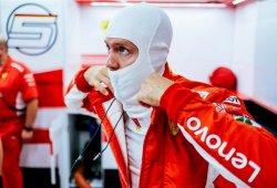 """Vettel mantiene el optimismo: """"Si gano todas las carreras, estamos a salvo"""""""