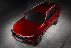 VinFast desvela sus nuevos SUV y Sedán antes del Salón del Automóvil de París