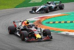 Visto el vídeo, Verstappen aún cree que no mereció ser penalizado en Monza