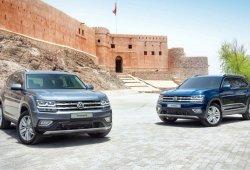 El Volkswagen Teramont llega a Oriente Medio pero no a Europa