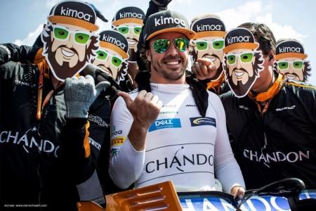 Agag también tienta a Alonso con la Fórmula E