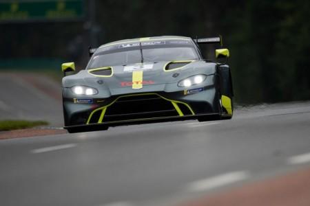 Aston Martin Racing lanza su 'Young Driver Academy 2019'