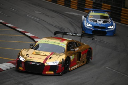 Audi quiere cambios en el 'BoP' de la FIA GT World Cup