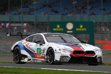 El BMW M8 GTE progresa con paso firme, según sus pilotos