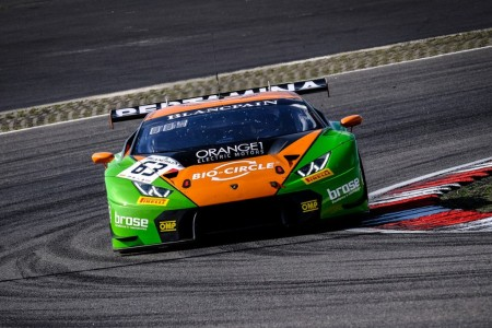 Gozo y drama para Riberas en la 'qualy' de Nürburgring