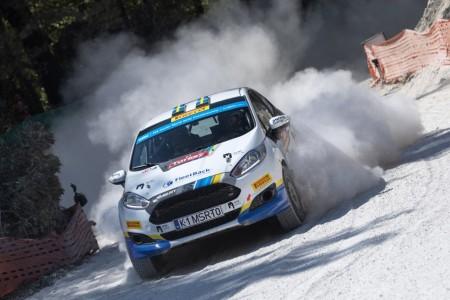 Emil Bergkvist es el nuevo campéon del Junior WRC
