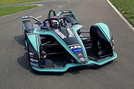 Jaguar Racing presenta su 'Gen 2', el nuevo I-Type 3