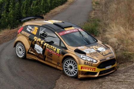 Nil Solans cerrará su 2018 en el WRC con Marc Martí