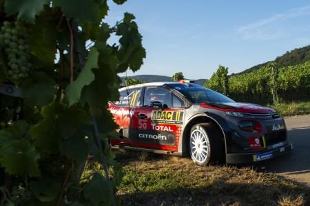 Ogier, Lappi y Breen, el trío deseado por Citroën Racing