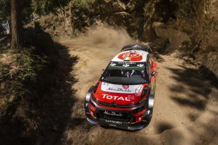 Previo y horarios del Rally de Turquía del WRC 2018
