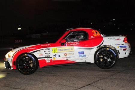 Raphaël Astier gana la Copa R-GT con el Abarth 124 Rally