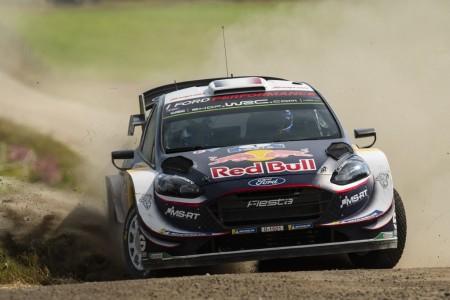 Sébastien Ogier y M-Sport en busca de la gloria turca