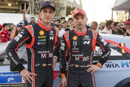 Thierry Neuville seguirá con Hyundai en el WRC hasta 2021