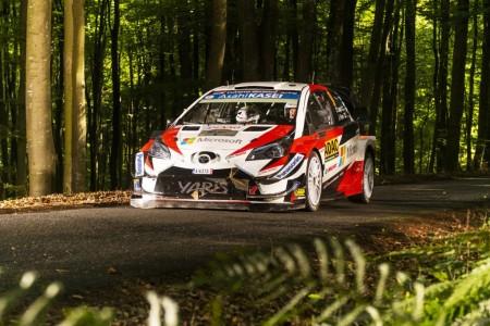 Toyota disputará el Rally de Turquía con motores antiguos