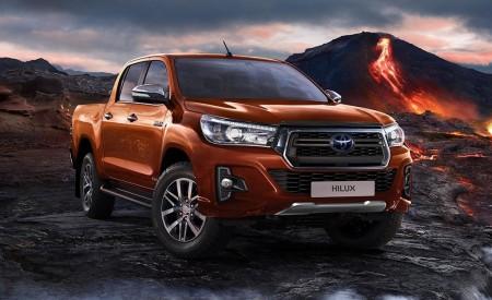 Toyota Hilux Legend, diseño específico para esta nueva versión