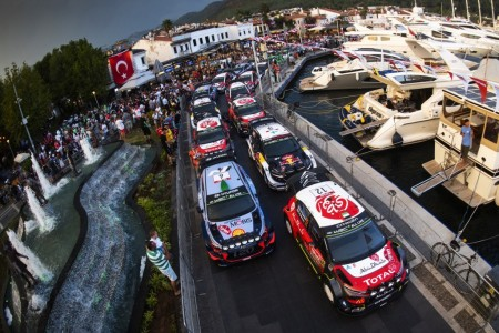 Neuville, Tänak y Ogier, la lucha por el WRC se aprieta