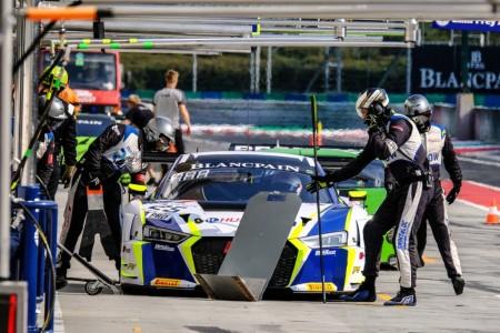 Veintiún GT3 se dan cita en la ronda final de la Sprint Cup