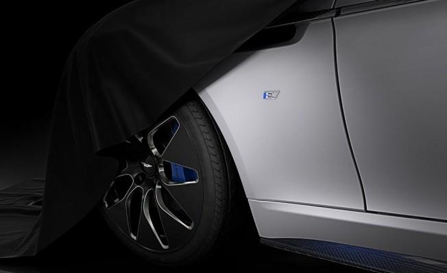 Aston Martin Rapide E - adelanto
