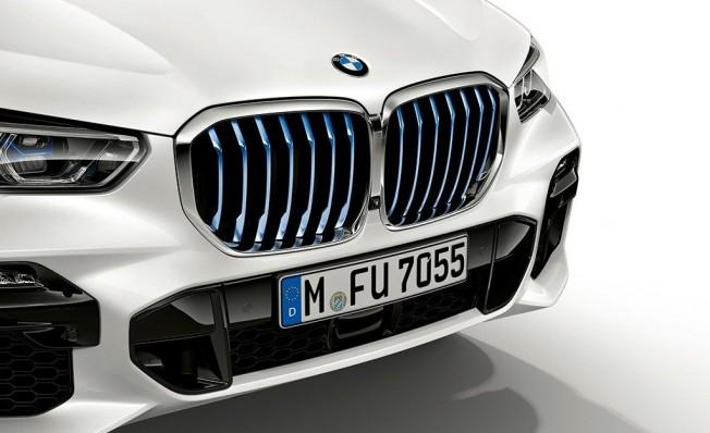 BMW X5 xDrive45e iPerformance - frontal