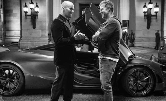 Hobbs and Shaw - primera imagen del spin-off de Fast and Furious