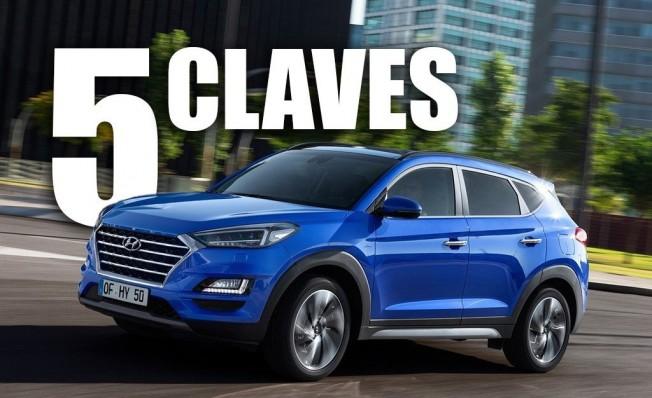 Las 5 claves del nuevo Hyundai Tucson