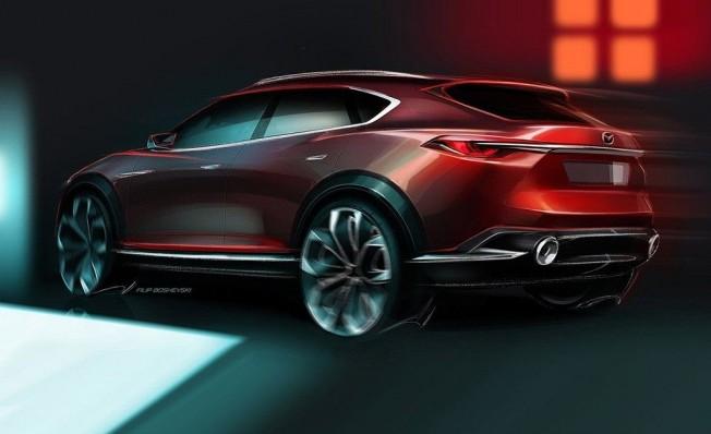 El Proximo Mazda Cx 3 Sera Mas Grande Y Cortara Su Relacion Con El