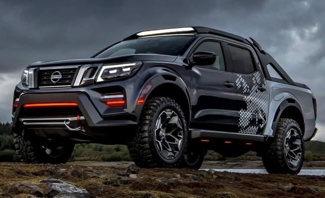 Nissan Navara Dark Sky, para escudriñar el firmamento en ...