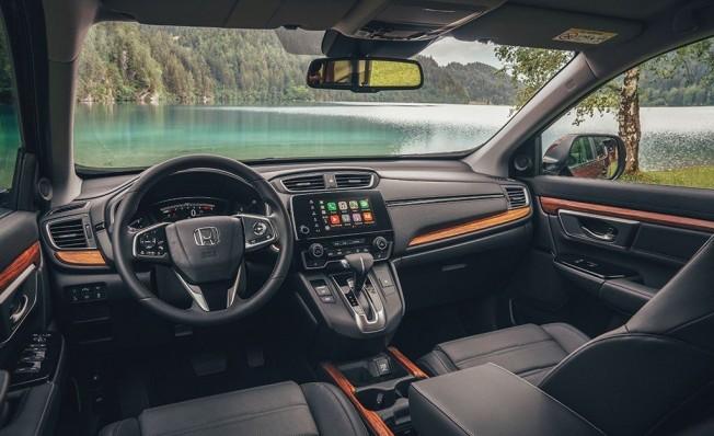 Honda CR-V 2019 - interior