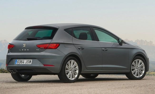 SEAT León - posterior