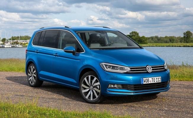 Volkswagen Touran 2019