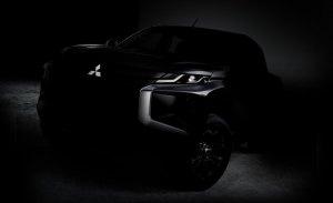 Mitsubishi avanza el primer teaser del renovado L200