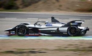 Nissan compra ante su debut en Fórmula E parte de e.Dams