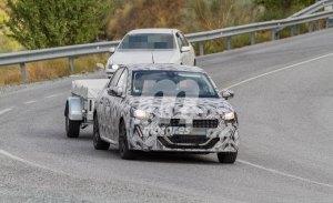 El nuevo Peugeot 208 nos muestra el aspecto de las versiones regulares