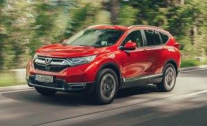Todos los precios del nuevo Honda CR-V 2019 con motor 1.5 VTEC Turbo