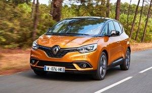 El Renault Scénic y su variante de 7 plazas estrenan los motores diésel Blue dCi