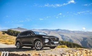 Prueba Hyundai Santa Fe 2018, el ascenso a primera división