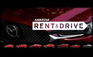 Mazda Rent&Drive, el renting para particulares ya está aquí