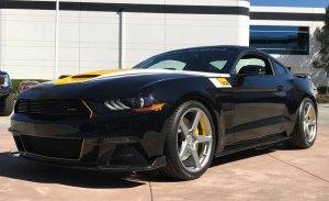 Saleen celebra su 35 aniversario con un Mustang de edición limitada de 790 CV