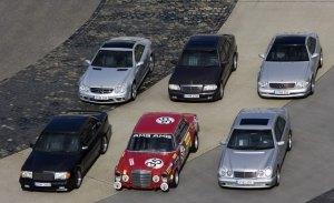 Se cumplen 25 años desde la primera colaboración entre Mercedes y AMG