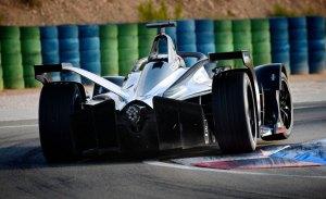 Los test de los equipos de Fórmula E se multiplican
