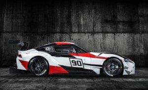El nuevo Toyota Supra tendrá una versión de circuito