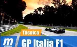 [Vídeo] F1 2018: análisis técnico del GP de Italia