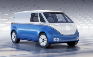 Volkswagen I.D. Buzz Cargo, reinterpretando al icónico Bulli comercial