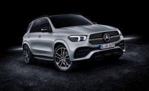 El futuro Mercedes Clase GLE PHEV tendrá 100 km de autonomía eléctrica