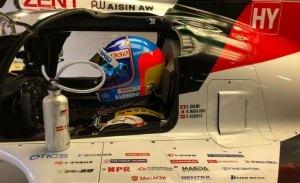 """Alonso lidera el viernes: """"La base del coche es muy buena, estoy contento"""""""